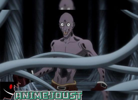 โบโนเรนอฟ มนุษย์รูของกองโจรเงามายาหรือแก๊งแมงมุม